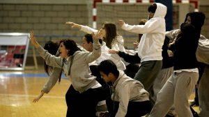 Baile-moderno